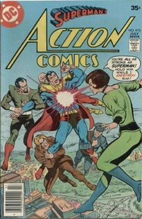 Action Comics Issue 473