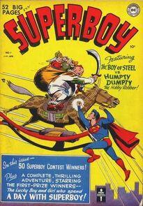 Superboy 1949 07