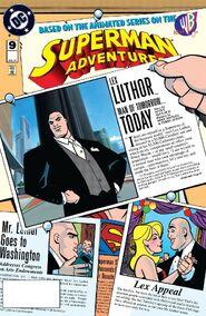 Superman Adventures 09