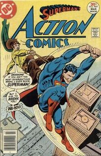 Action Comics Issue 469