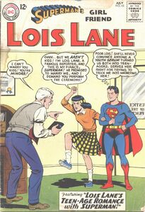 Supermans Girlfriend Lois Lane 042
