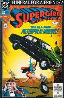 Action Comics Issue 685