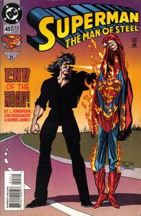 Superman Man of Steel 45