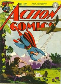 Action Comics Issue 62