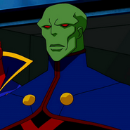 Martian Manhunter - Young Justice