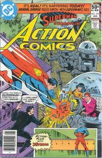 Action Comics Issue 515