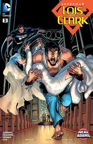 File:Superman Lois and Clark Vol 1 5 Variant.jpg