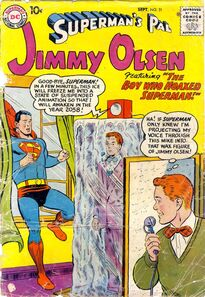 Supermans Pal Jimmy Olsen 031