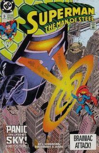 Superman Man of Steel 9