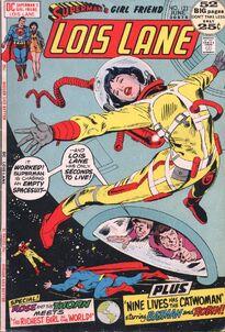 Supermans Girlfriend Lois Lane 123