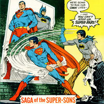 Superdad-supersons