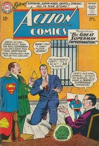 Action Comics Issue 306