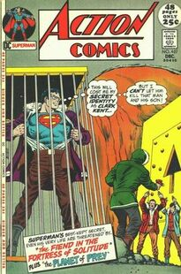 Action Comics Issue 407