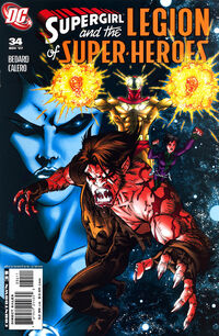 Supergirl Legion 34