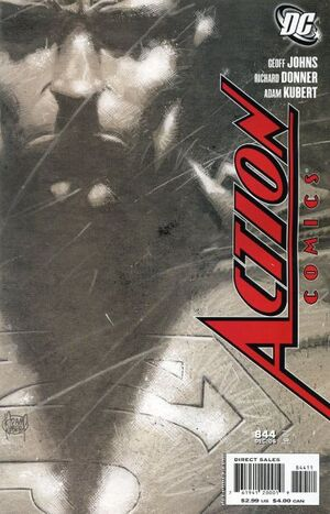 Action Comics 844