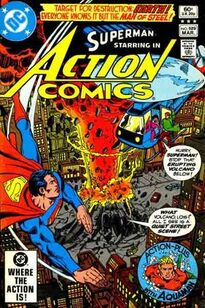Action Comics Issue 529