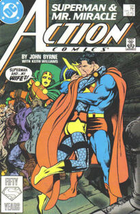 Action Comics Issue 593