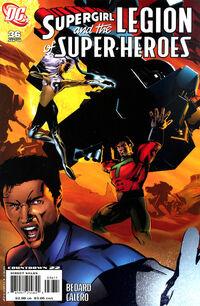 Supergirl Legion 36
