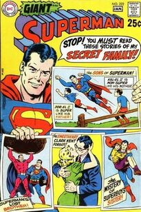 Superman Vol 1 222