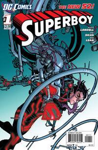 Superboy New 52 01