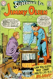 Supermans Pal Jimmy Olsen 127