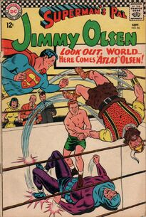 Supermans Pal Jimmy Olsen 096