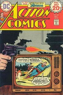 Action Comics Issue 442