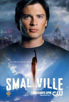 Smallville Season 7 Poster