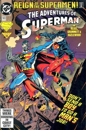 Adventures of Superman 503