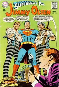 Supermans Pal Jimmy Olsen 114