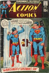 Action Comics Issue 391