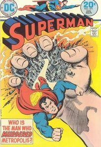 Superman Vol 1 271