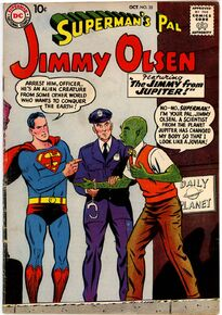 Supermans Pal Jimmy Olsen 032