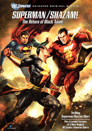 Return of black adam