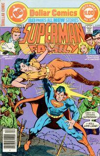 Superman Family 186