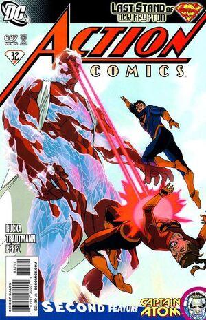 Action Comics 887