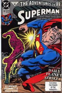 The Adventures of Superman 482