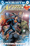 Action Comics 975 variant