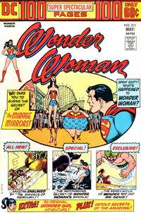 Wonder Woman v1 211