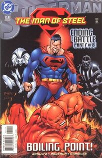 Superman Man of Steel 131