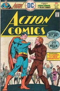 Action Comics Issue 452