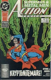 Action Comics Issue 599
