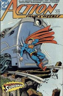Action Comics Weekly 641
