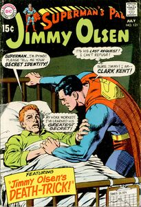 Supermans Pal Jimmy Olsen 121