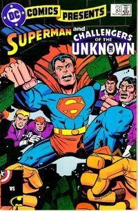 DC Comics Presents 084
