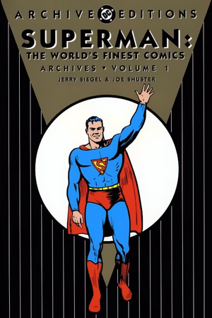 Archive Editions Superman World's Finest 01