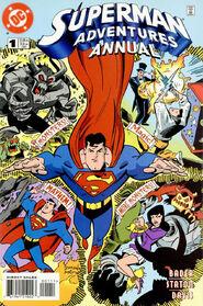 Superman Adventures Annual 01