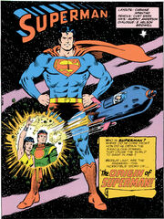 Origin of Superman