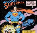 The Origin of Superman