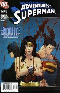 Adventures of Superman 643